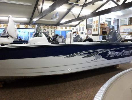 2013 MirroCraft Outfitter 16 SC
