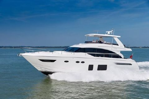 2016 Princess 68 FB