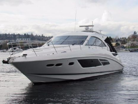 2016 Sea Ray 510 Sundancer Sea Ray 510 Sundancer Boats, Seattle Boat Company