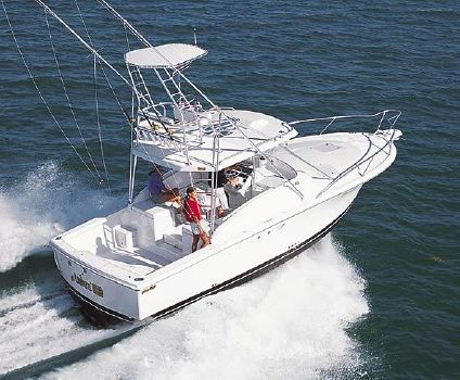 1999 Luhrs 29 Open Manufacturer Provided Image