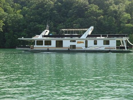 2000 STARDUST 17 x 84 Houseboat