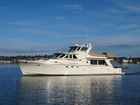 1988 Tolly Custom Pilothouse