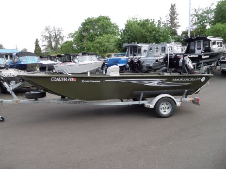 2014 Smoker-craft 1866 Sportsman