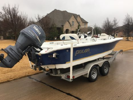 2007 Polar Boats Bay Boat