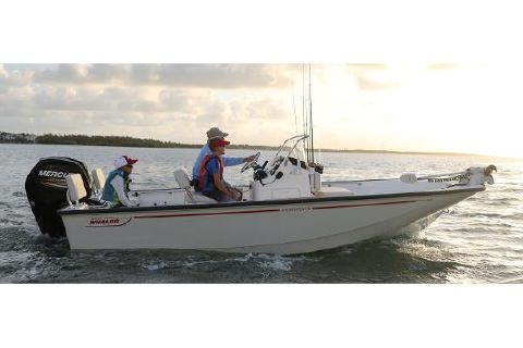 2018 Boston Whaler 170 Montauk Manufacturer Provided Image