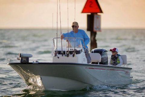 2018 Boston Whaler 170 Montauk Manufacturer Provided Image