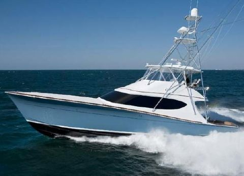2012 Hatteras GT63 Manufacturer Provided Image