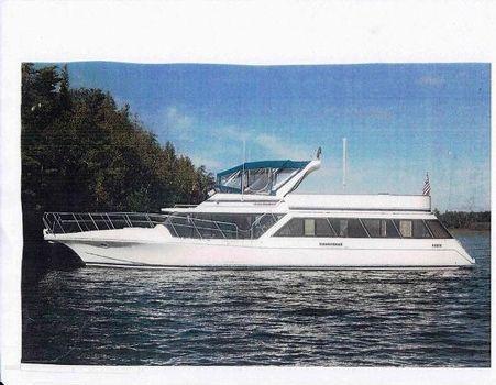 1989 Bluewater Yachts Coastal Cruiser