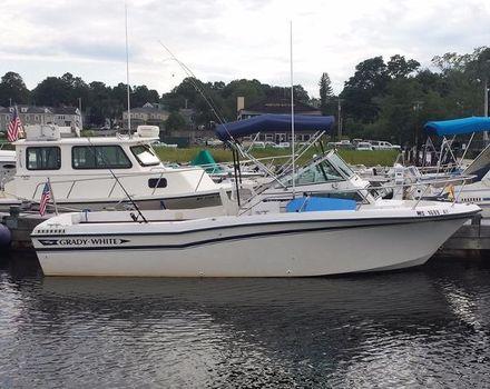 1985 Grady-White 22 Seafarer