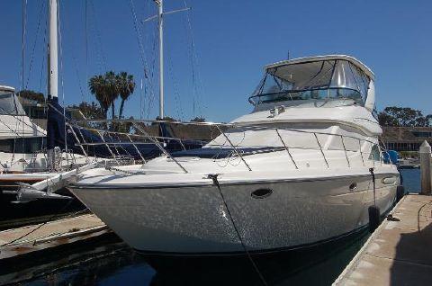 2002 Maxum 4600 SCB