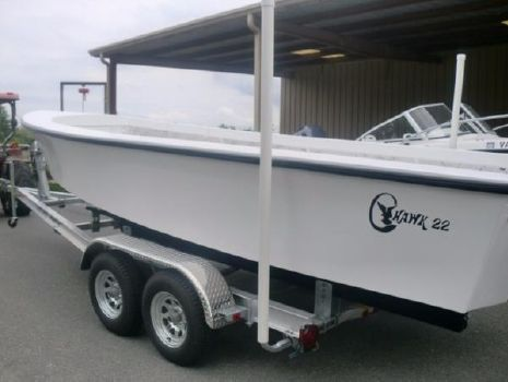 2016 C-hawk Boats 22 COMMERCIAL