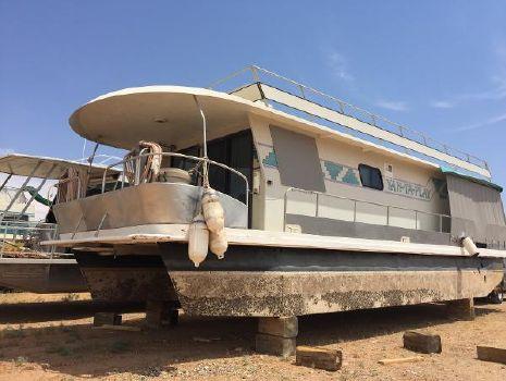 1993 Boatel Houseboats Hercules Houseboat