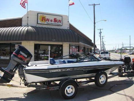 2000 Champion Boats 190 FISHSKI