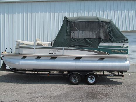 2000 Fisher Boats 220 Freedom