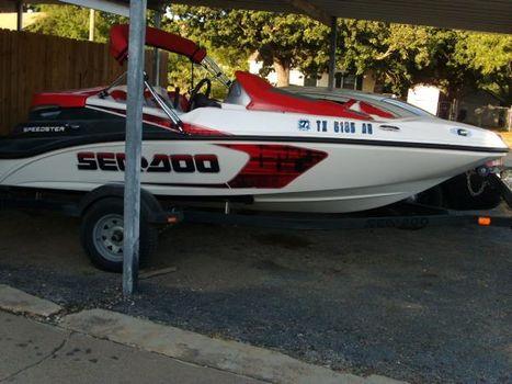 2007 Sea-Doo Speedster