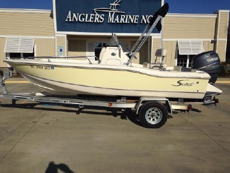 2006 Scout 175 Sport Fish