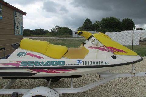1996 Sea-Doo GTI