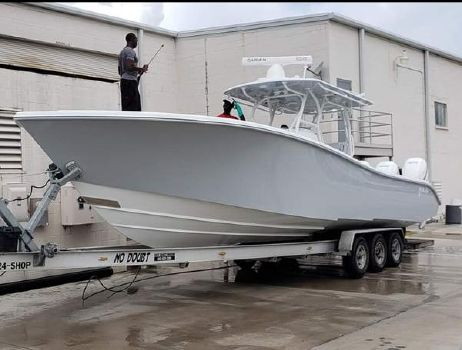 2019 YELLOWFIN 36