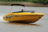 2007 Crownline 21 SS LPX