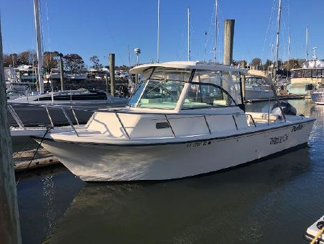 2007 PARKER 2510 XL Walkaround