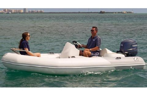 2016 Zodiac RIB Yachtline 380DL
