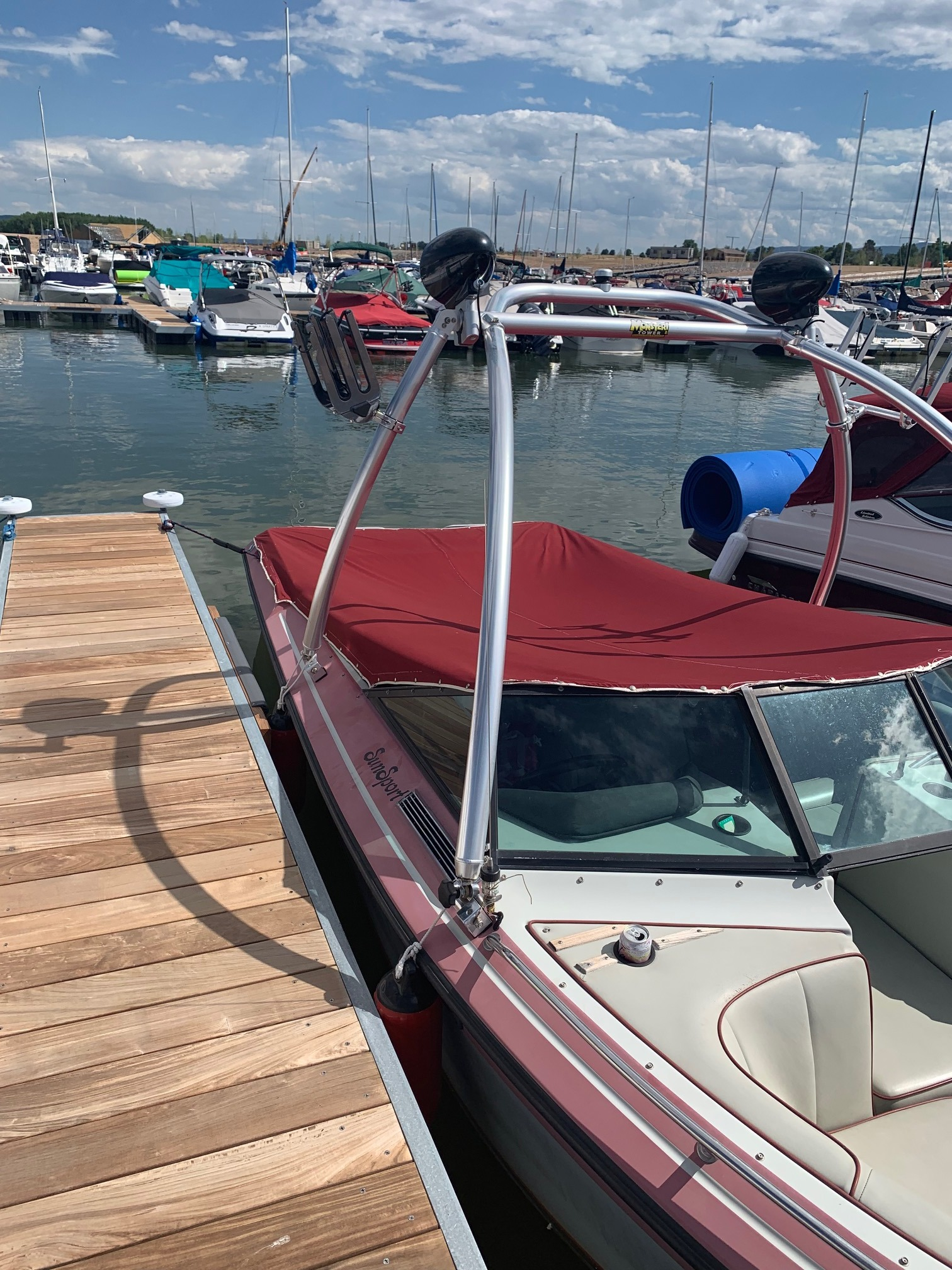 Check out this 1988 SUPRA Sunsport on Boattrader com