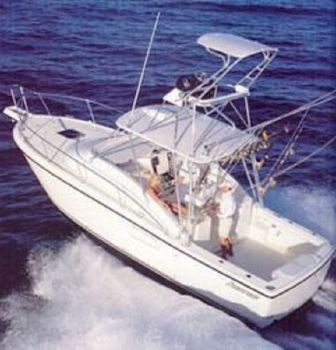 2003 Shamrock 29 Offshore