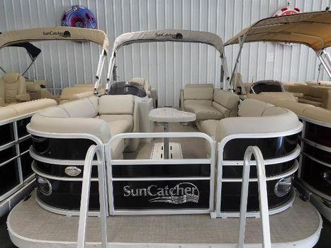 2016 G3 Boats SunCatcher X324 SS