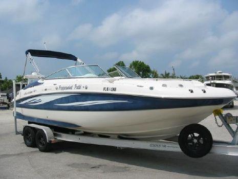2008 Hurricane SD2400 OB