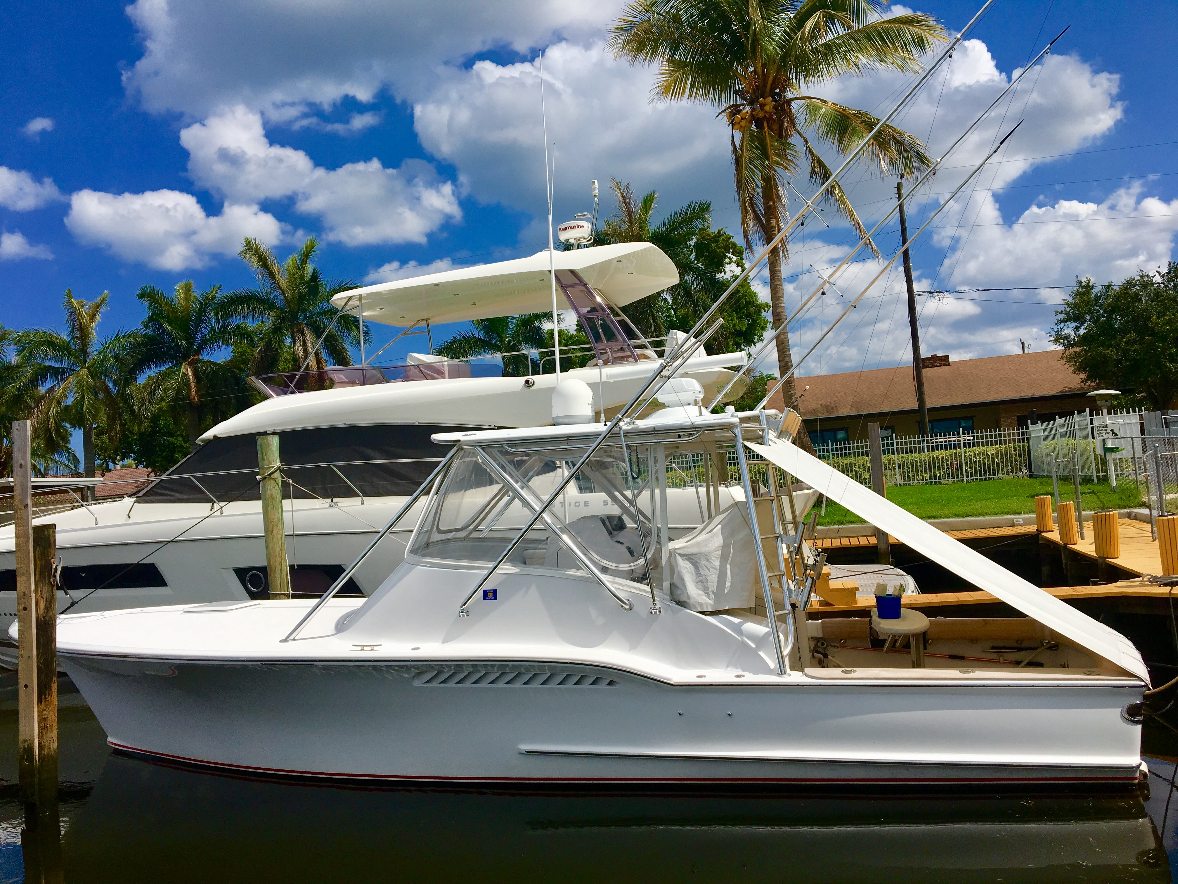 Check out this 2009 CUSTOM Sportfish on Boattrader com