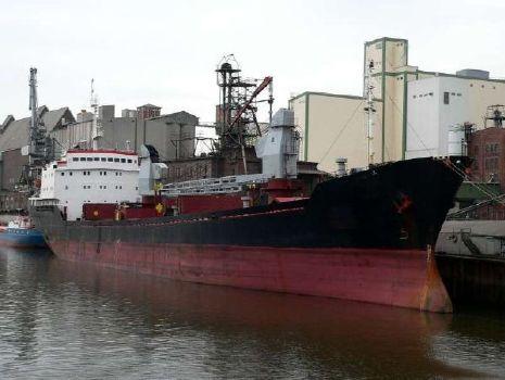 1984 Custom General Cargo Vessel