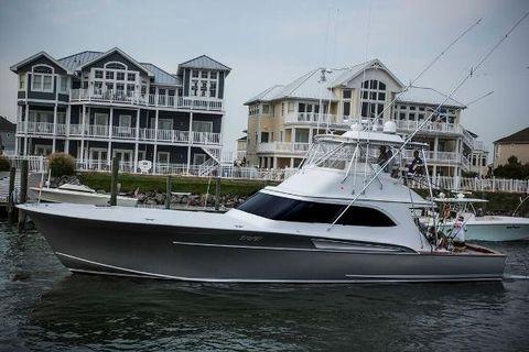 2004 Dean Johnson Custom Carolina Sportfish 57 Convertible