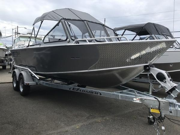 2018 North River Seahawk Outboard 18' 6""