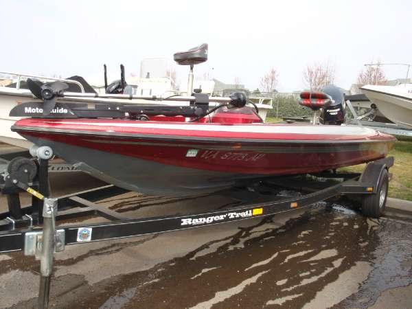 1997 Ranger R80 18 Foot 1997 Boat In Chester Va