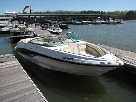 1996 Bayliner 3258 Avanti Command Bridge