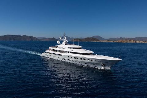 2013 Dunya Yachts