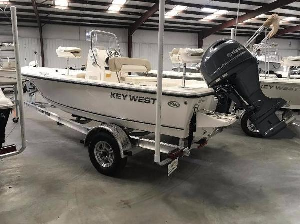 2018 Key West Boats 176BR
