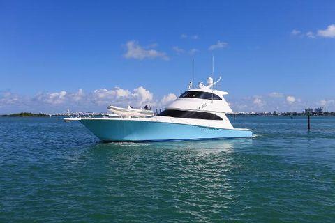 2014 Viking Enclosed Bridge 66FT Viking 2014- Profile