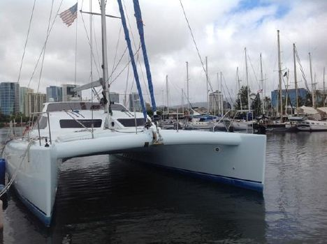2005 Eric Lerouge Racing Catamaran