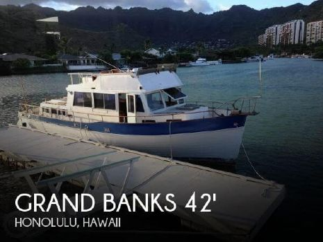 1969 Grand Banks 42 Classic 1969 Grand Banks 42 Classic for sale in Honolulu, HI