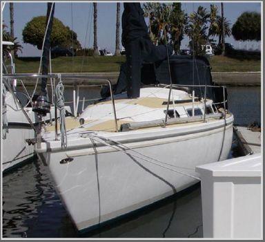 1979 Catalina MK I Docked