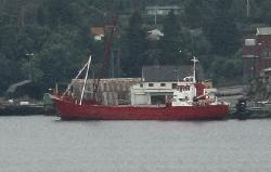 1956 Custom Cargo Vessel