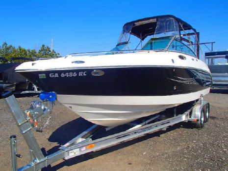 2007 Chaparral 256 SSi Sportboat