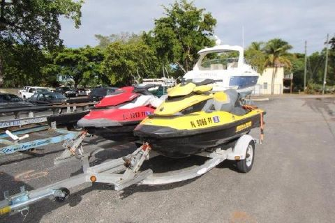 2009 Sea-Doo RXT255iS / GTISE130