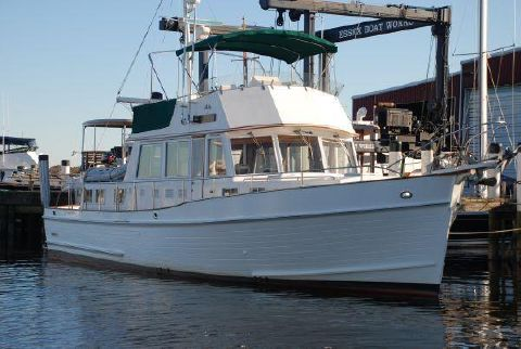 1994 Grand Banks 46 Classic
