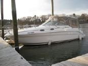 2000 Sea Ray Sundancer 260