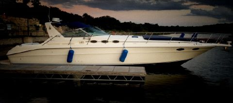 1995 Sea Ray 400 Express Cruiser