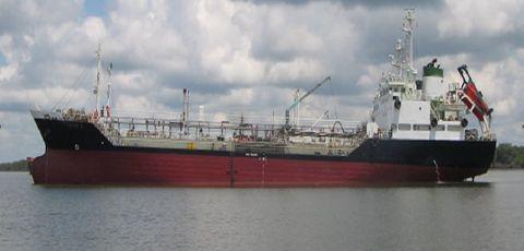 1990 Custom Tanker