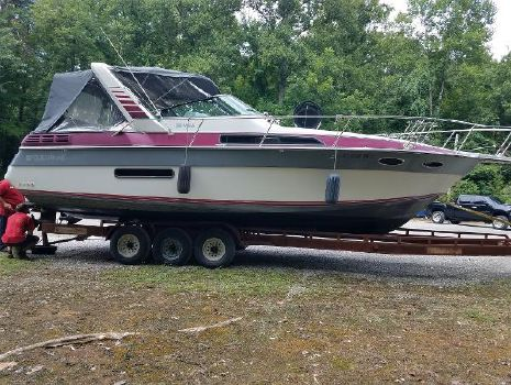 1990 FOUR WINNS 315 Vista Cruiser