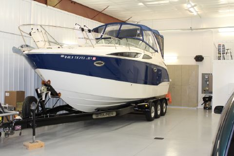 2011 Bayliner 315 Cruiser